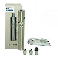 Электронная сигарета JoyeTech eGo ONE (стальной)