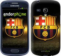 "Чехол на Samsung Galaxy S3 mini ФК Барселона ""2299c-31-532"""