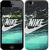 "Чехол на iPhone 5s Water Nike ""2720c-21-532"""