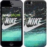 "Чехол на iPhone 5 Water Nike ""2720c-18-532"""