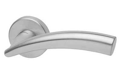 Ручка дверная Mandelli Nadir 771/SB-26D мат. хром