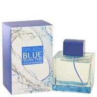 Antonio Banderas Splash Blue Seduction For Men 100мл,для мужчин