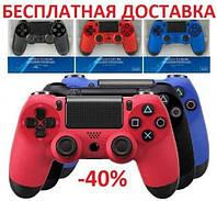 Джойстик PS4 ПС4 dualshock геймпад плейстейшен проводной Original size, фото 1