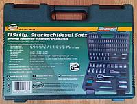 Набор инструментов Mannesmann M98415 115pcs