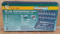 Набор инструментов Mannesmann 46pcs