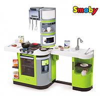 Интерактивная детская кухня Master Cook Smoby 311102 (зеленая) (311102)