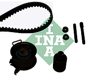 Ремень, ролики ГРМ ( комплект) ГРМ AUDI, SEAT (производитель Ina) 530 0201 10