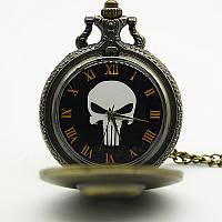 Карманные часы Каратель The Punisher