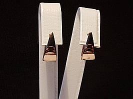 Серьги золотые. Артикул СБ439И