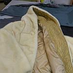 Ремонт шубы белая норка химчистка Черкассы ., фото 7