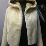 Ремонт шубы белая норка химчистка Черкассы ., фото 2