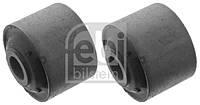 Сайлентблок балки AUDI 80, 90 (-00) задняя ось (производитель Febi) 07620