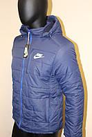 Куртка зимняя Найк с капюшоном распродажа