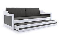 Кровать для детей раздвижная DAWID 185x80 матрасы