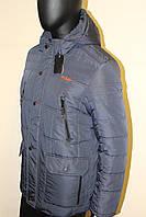 Куртка мужская парка Columbia зимняя черный цвет