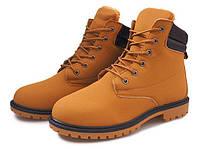 Мужские зимние  ботинки Bruss