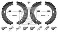 Барабанные колодки Mercedes-Benz PKW (производитель FEBI) 02100