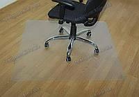 Ковер под кресло защитный прозрачный 80х150см. Толщина 2,0мм