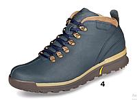 Зимние кожаные мужские ботинки ТМ Мида 14000
