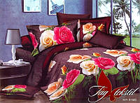 Комплект постельного белья XHY1965 полуторный (TAG policotton-385)