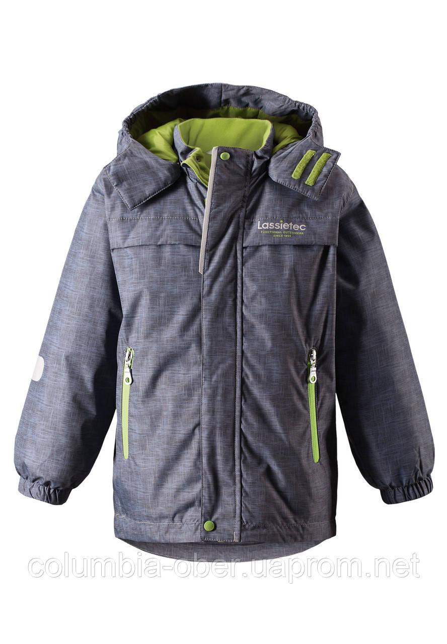 Зимняя куртка для мальчика LassieТЕС 721710-968B. Размер 134.