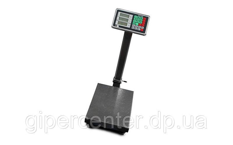 Весы товарные электронные ПРОК ВТ-300-С2 до 300 кг, 400х500 мм