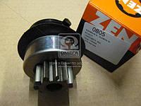 Привод с механизмом свободного хода, стартер (Производство ZEN) ZN0805