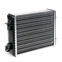 Радиатор отопителя (печка),на ваз 2101.