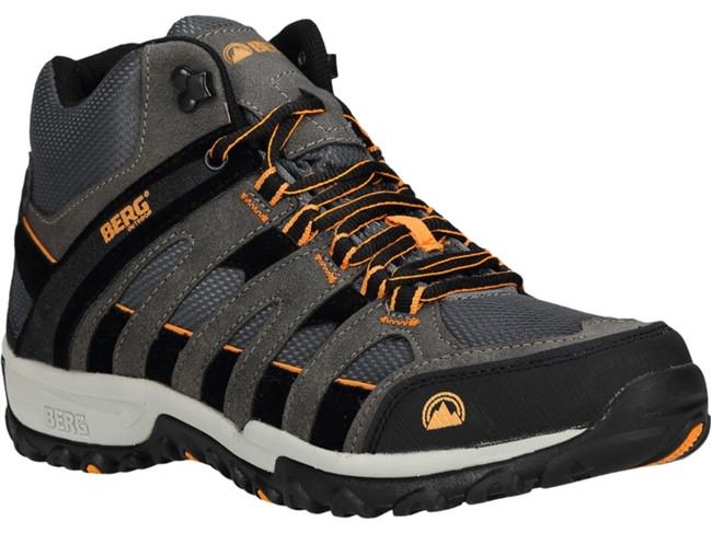 Мужские зимние ботинки  BERG MEERKAT р-45