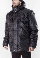 Куртка утепленная для охранника Патриот