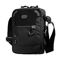 Сумка на плече SATELLITE BAG Black M-TAC