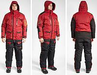 Зимний костюм Norfin Discovery Limited Edition (бардовый), фото 1