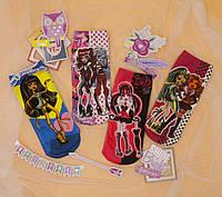 Детские носки для девочек Монстер хай Monster Hight
