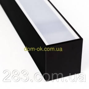 Линейный светодиодный светильник 55*1500 1500мм