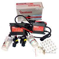 Комплект ксенон Fantom Н1,Н3,Н7,Н11,Н27, 9005, 9006 (4300K 5000K 6000K)