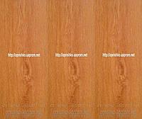 Панель пластиковая дуб темный матовый 250х6000х4 мм., фото 1