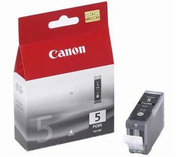 Чернильница Canon PGI-5Bk, iP4200/ 4300/ 4500/ 5200/ / 5300, iX4000/ 5000, MP500/ 530/ 800/ 830, фото 2