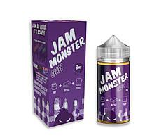 Jam Monster Grape - никотин 3 мг., 100 мл. VG/PG 75/25