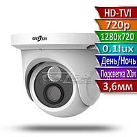HD-TVI видеонаблюдение Gazer