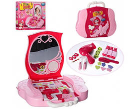 Трюмо-чемодан для девочек