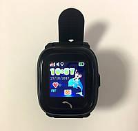Детские умные часы Водонепроницаемые Smart Watch GPS трекер DF25  black / детские ЧАСЫ - ТЕЛЕФОН