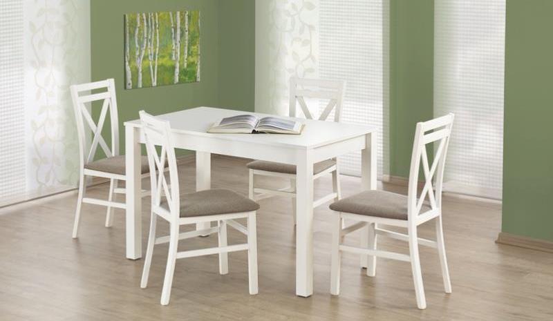 Стол обеденный Ksawery белый (Halmar ТМ)