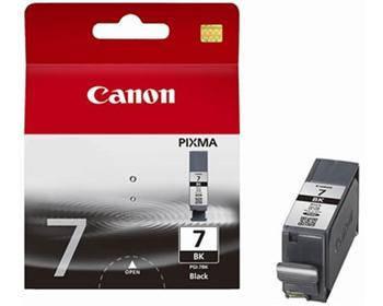 Чернильница Canon PGI-7Bk MX7600, фото 2