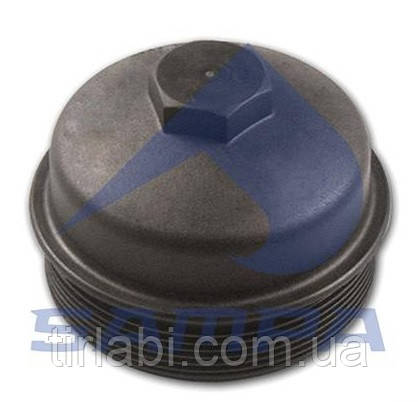 Крышка топливного фильтра МВ Мерседес OM904 (119/85х25/пл)