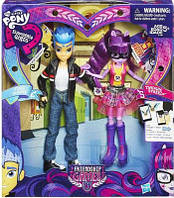 "Набор кукол Equestria Girls ""Игры дружбы"" Твайлайт Спаркл и Флэш Сентри (B1780)"