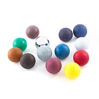 Полимерные пустотелые шары