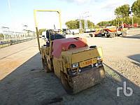 Дорожный каток Б/У -  AMMANN DTV 213