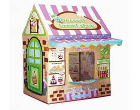 Детская палатка Хлебный домик
