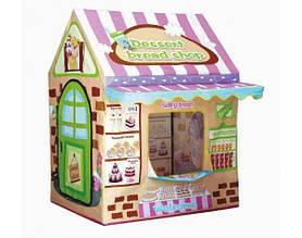 Дитячий намет Хлібний будиночок