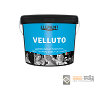 TM ELEMENT Velluto - декоративное покрытие (ТМ Элемент Веллато),3 кг